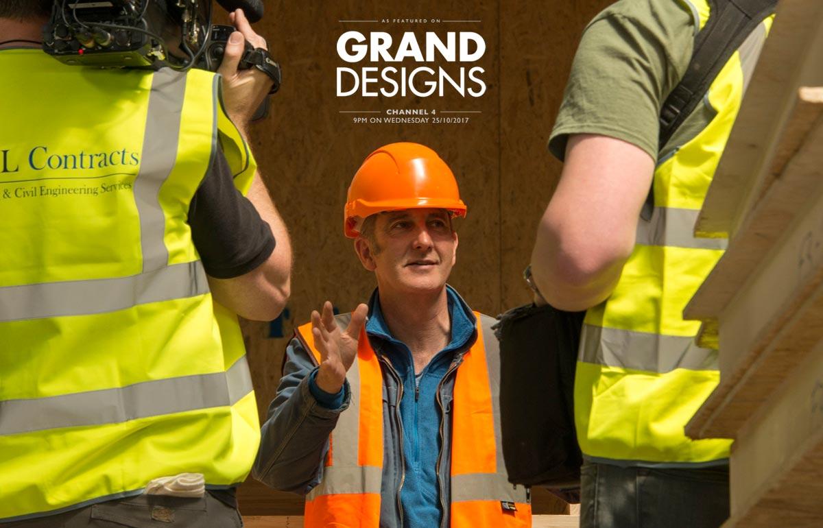 Grand Designs - JML Contracts