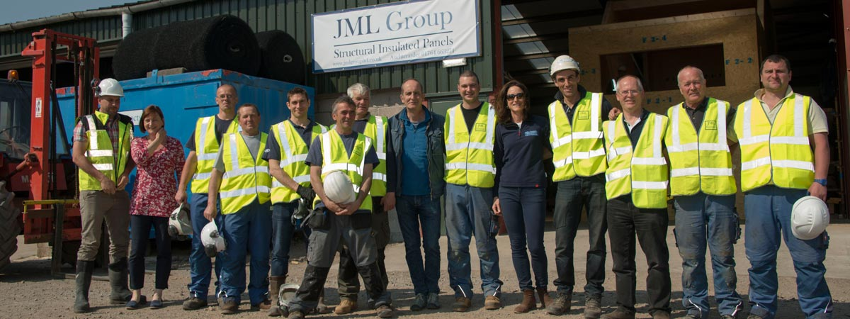 Grand Designs - JML Contracts