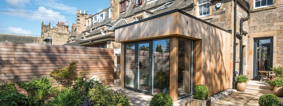 Lowlander extension, Edinburgh - JML Contracts